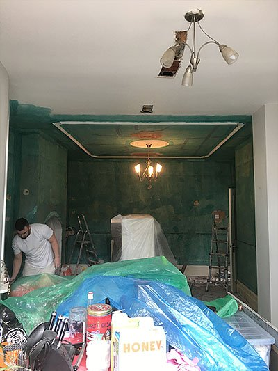 Plastering and decorating in Palmers Green