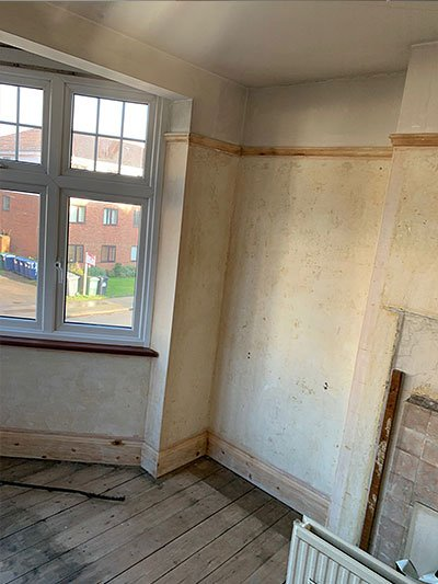 Plaster repairs in Barnet