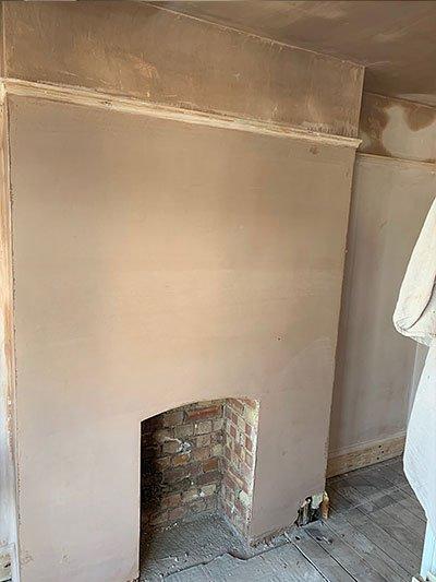 Plastering walls in Barnet